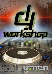 DJ Workshop 2013