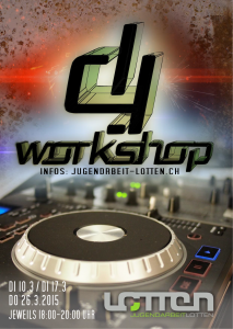 FlyerFront  DJ Workshop 2015