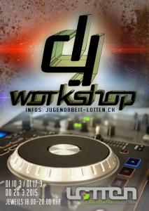 FlyerFront  DJ Workshop 2015