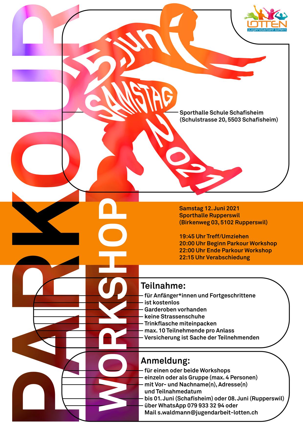 Parkour-Workshop