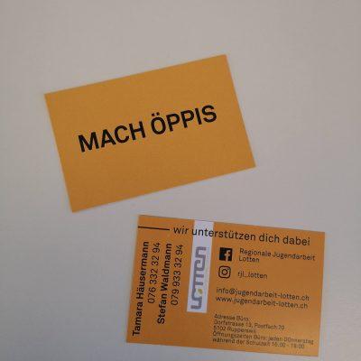 MACH ÖPPIS...