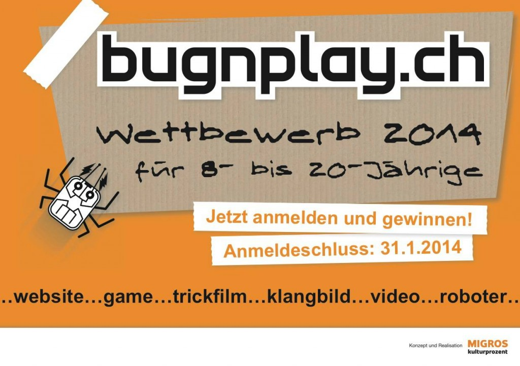 bugnplay Flyer