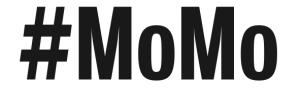 #Momo Logo